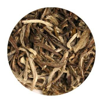 Uniq Teas Silver Needle Loose Leaf Tea Grinds