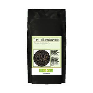Uniq Teas Temple of Heaven Gunpowder Loose Leaf Tea