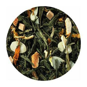 Uniq Teas Vienna Green Loose Leaf Tea Grinds