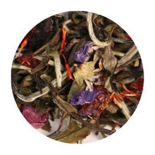 Uniq Teas White Peony Fruits Loose Leaf Tea Grinds