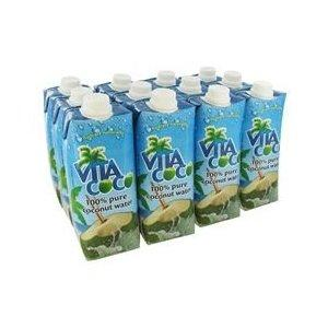 Vita Coco Coconut Water 17oz 12-Pack Case