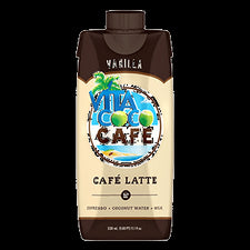 Vita Coco Café Latte Coconut Water Vanilla 11.1oz 12-Pack