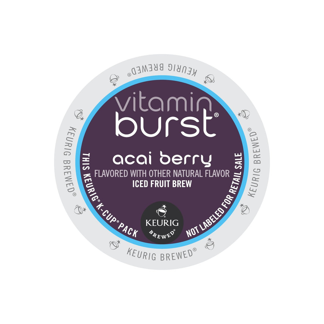 Vitamin Burst Acai Berry K-Cup® Pods  24ct