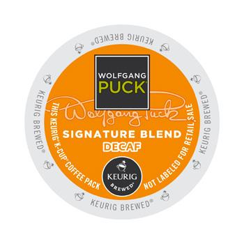 Wolfgang Puck Decaf Signature Blend K-Cup® Pods 96ct