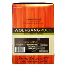 Wolfgang Puck French Roast Coffee K-Cups 24ct Box