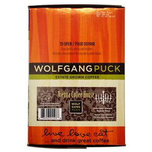 Wolfgang Puck Vienna Coffee House K-Cups 96ct Box