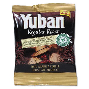 Yuban Colombian Ground Coffee 42 1.5oz Bags