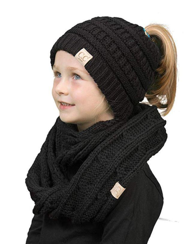 [LOT DE 3] Bonnet Enfant Magique et Confortable - VentesFlashFrance