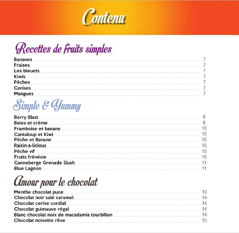 50 Recettes Exclusives de Sorbets - eBook - VentesFlashFrance
