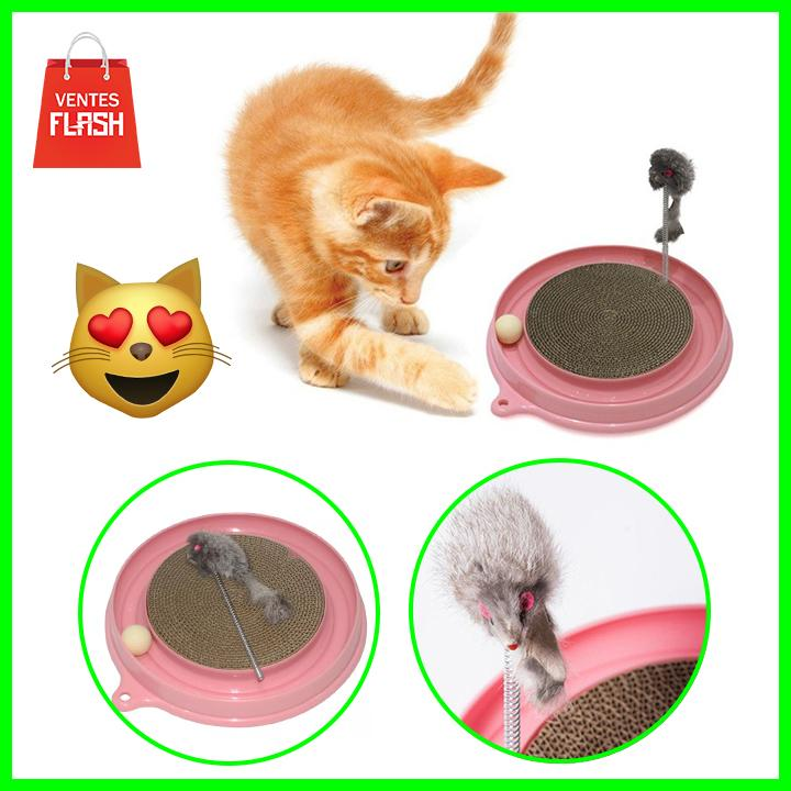 Griffoir Turbo pour Chat - VentesFlashFrance