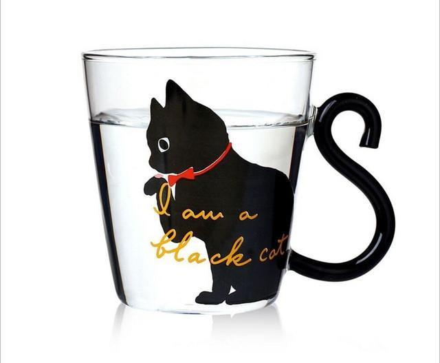 Tasse Chat Adorable - VentesFlashFrance