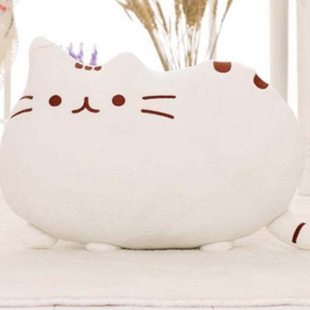Coussin Mignon Chat - VentesFlashFrance
