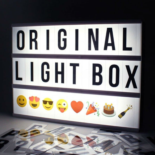 A4 Cinematic Light Box