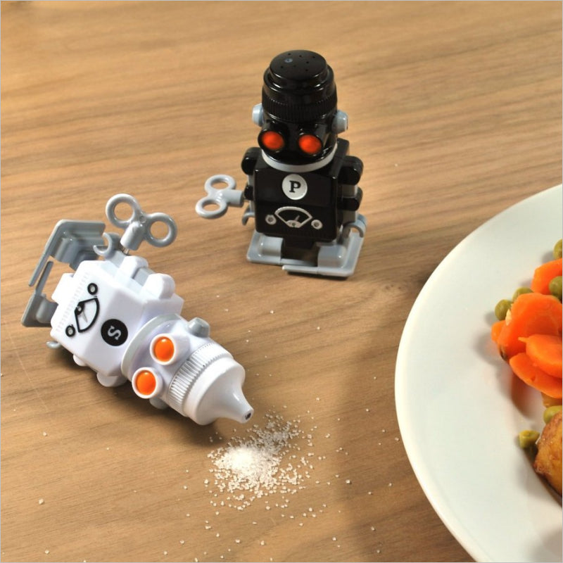 Salt And Pepper Bots