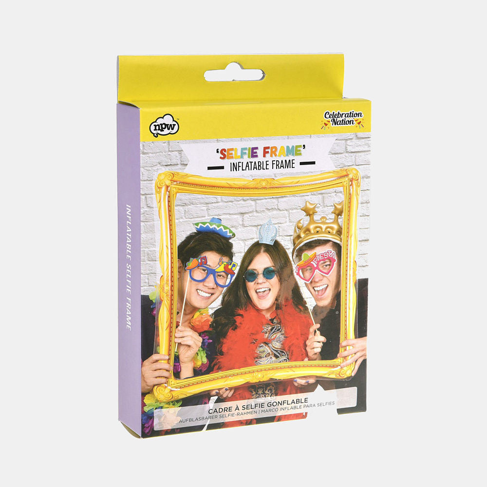 Inflatable Selfie Frame