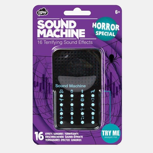 Sound Machine Horror