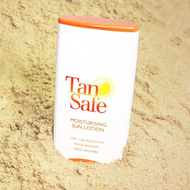 Tan Safe Beach Safe
