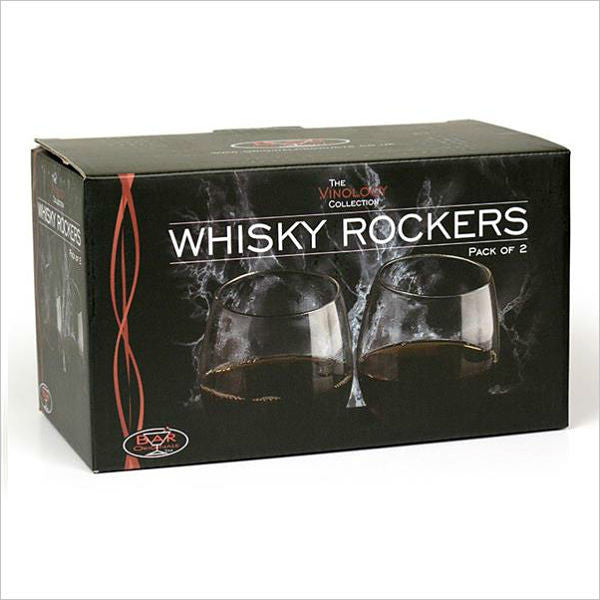 Whisky Rocker Glasses