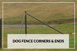 Dog Fence Corners & Ends