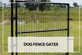 Dog Fence Gates