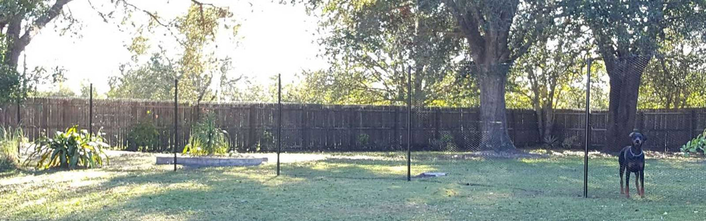 Easy Diy Projects Outdoor Pet Enclosures For Dogs And
