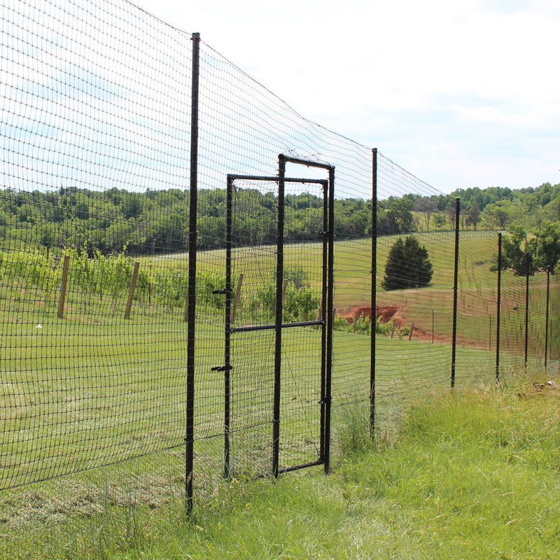6'H x 6'W Dog Fence Access Gate