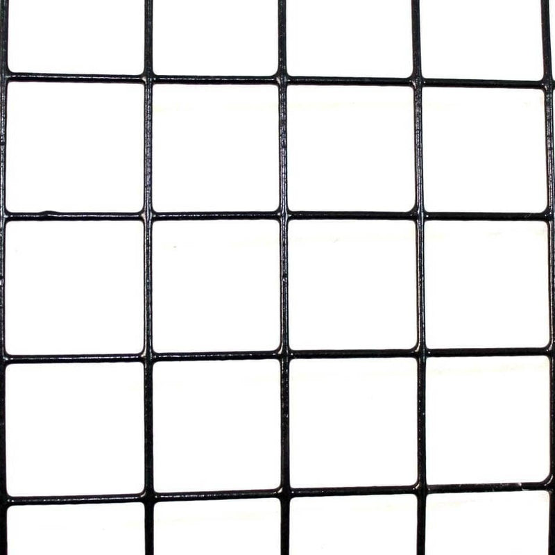 "6' x 100' Welded Wire-14 ga. galvanized steel core; 12 ga after PVC-Coating, 2"" x 2"" Mesh"