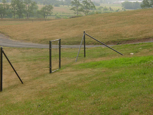4' x 100' Poly Dog Fence Kit