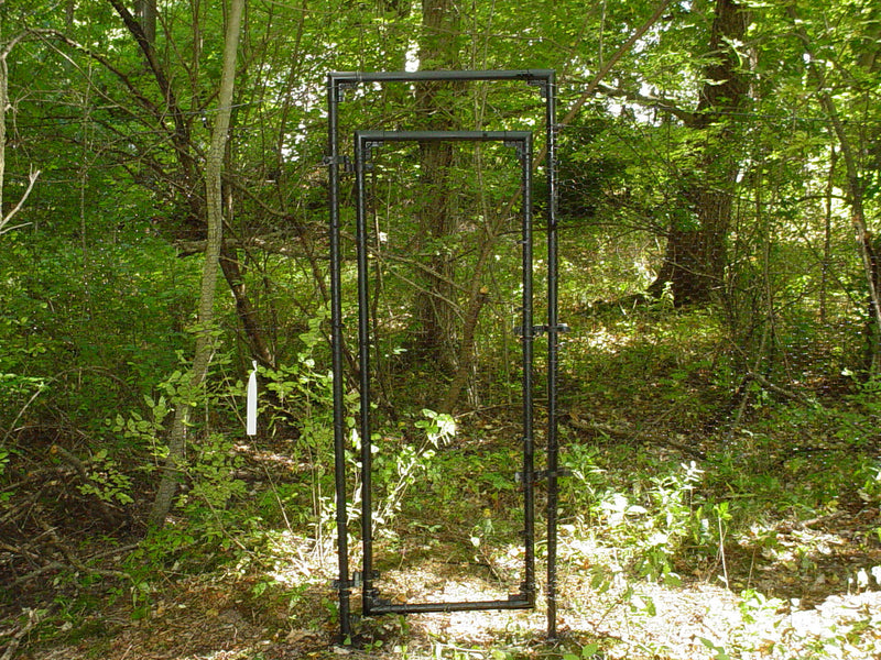 7'H x 5'W Chicken Fence Access Gate