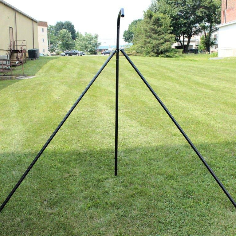 Corner System Kit For 7.5' Cat Fence Post- 2 Pk