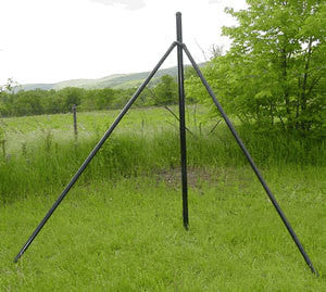 5' H Dog Fence Heavy Corner-2 Pack