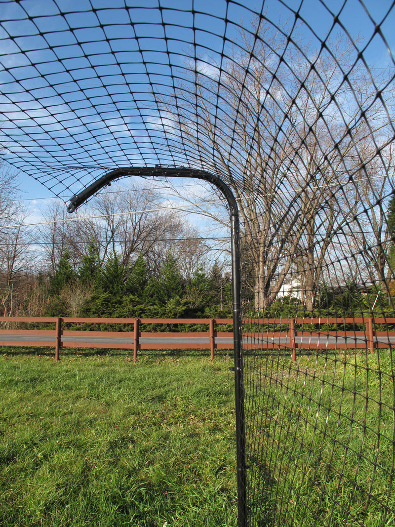 unless you are installing overhang extenders on an existing cat enclosure youu0027ll need our cat fence posts to install a cat fence these fence posts for cat
