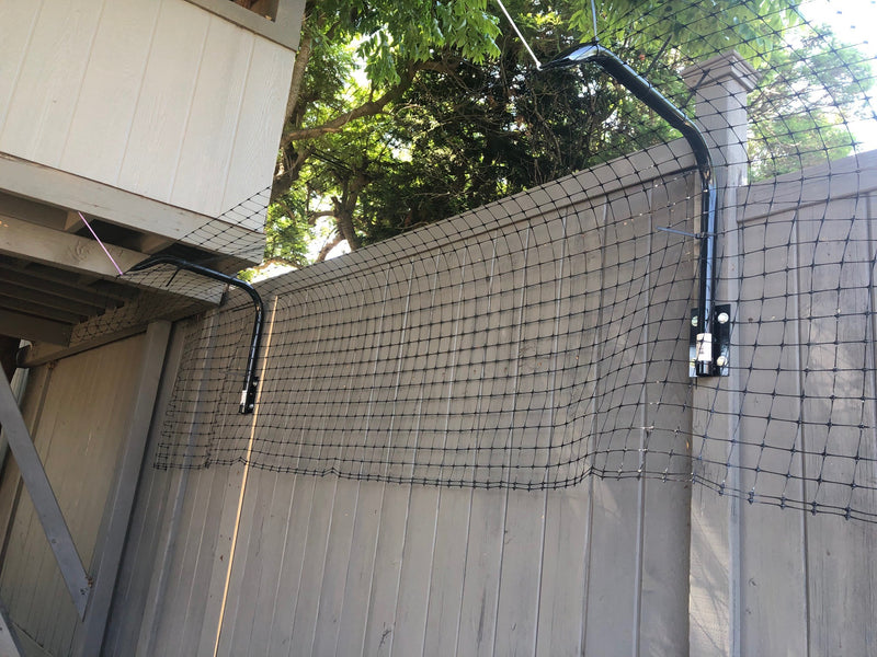 200' Cat Fence Conversion Kit (1' Extension)