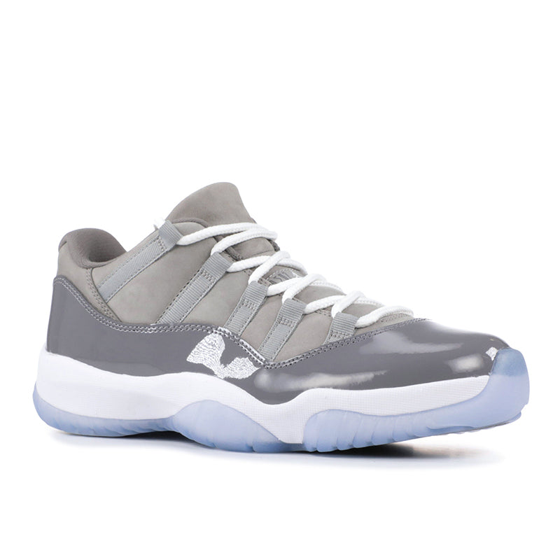 new arrival c948b 1c43a Air Jordan 11 Retro Low Cool Grey - Sole By Style