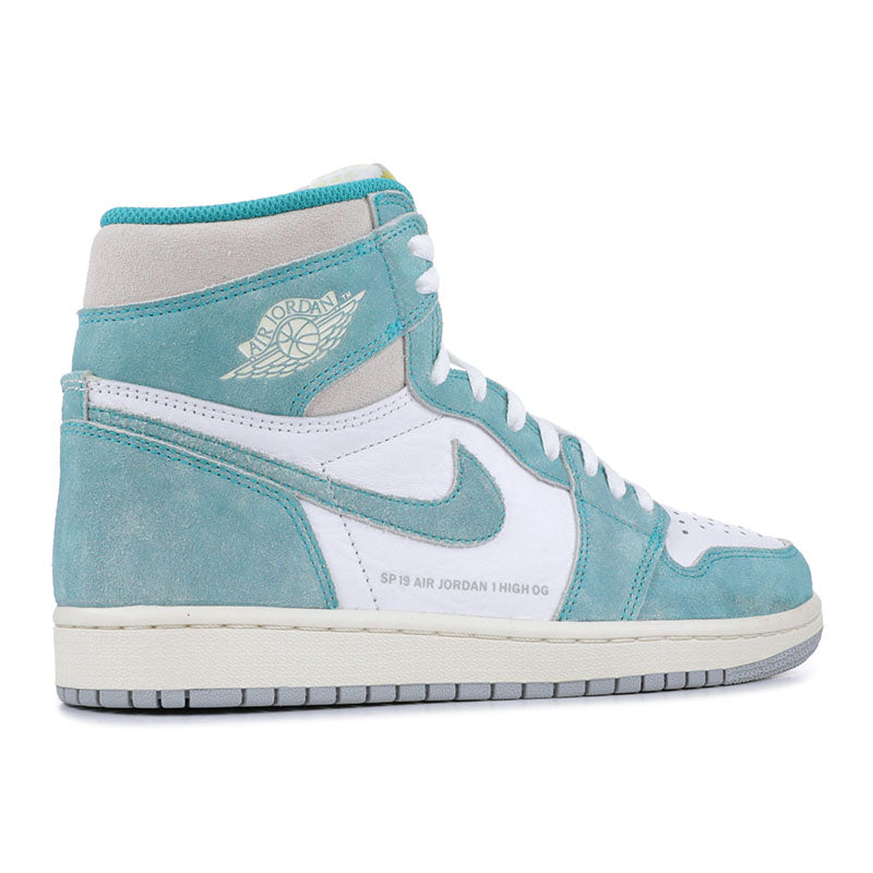 ee186b91ec3695 Air Jordan 1 Retro High Turbo Green - Sole By Style