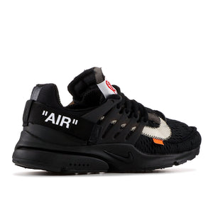 The Ten: Off-White/Nike Air Presto Black