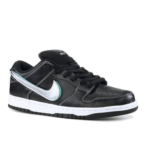 Nike SB/Diamond Supply Co Dunk Low Black Diamond