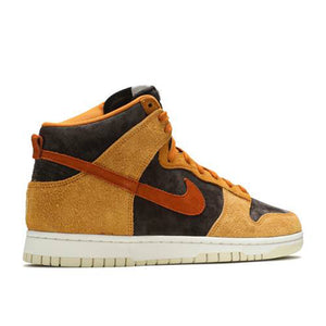 Nike Dunk High PRM Dark Russet