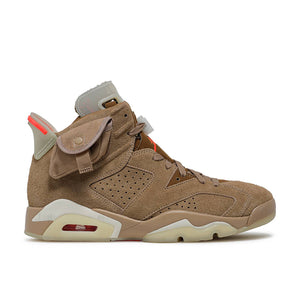 Air Jordan 6 Retro Travis Scott British Khaki