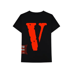 Vlone x Nav Good Intentions Tee Black