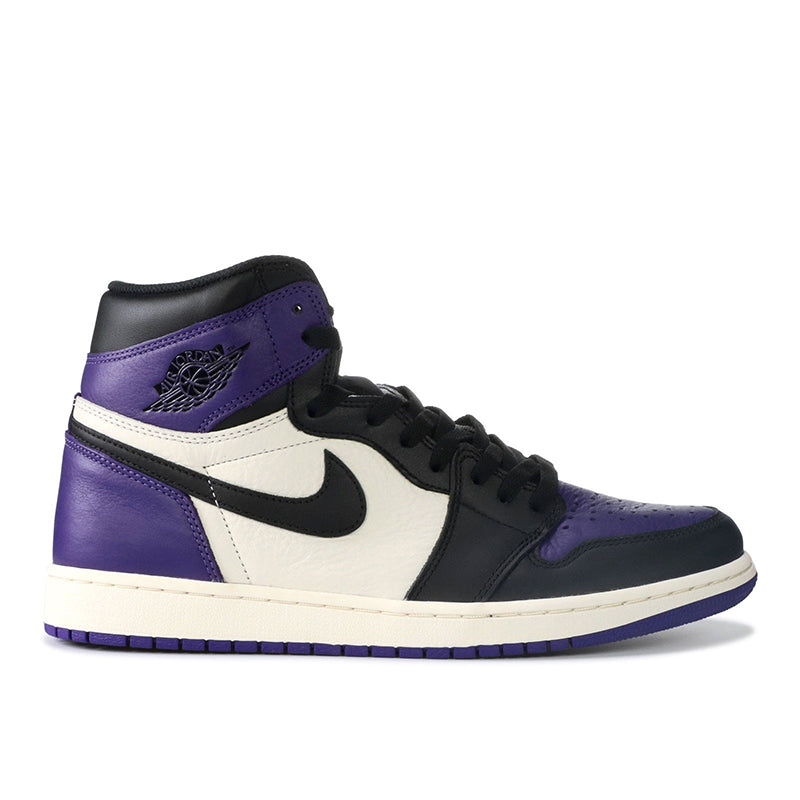 a506ebb7f79bed Air Jordan 1 Retro High Court Purple - Sole By Style