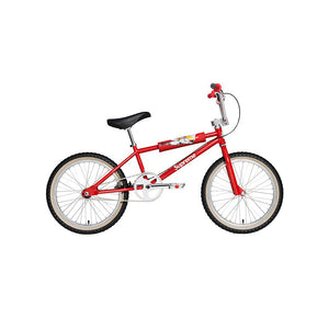 Supreme S&M 1995 BMX Dirtbike Red