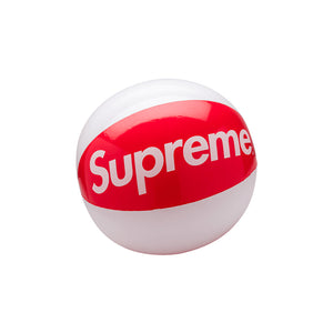 Supreme Beach Ball Red