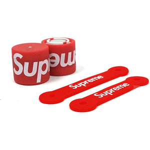 Supreme/Lucetta Magnetic Bike Lights Red