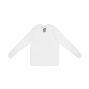 Travis Scott Cactus Jack For Nike SB Longsleeve T-Shirt White