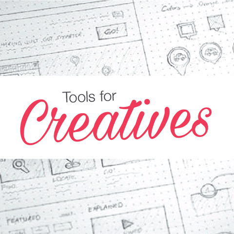 Tools For Creatives