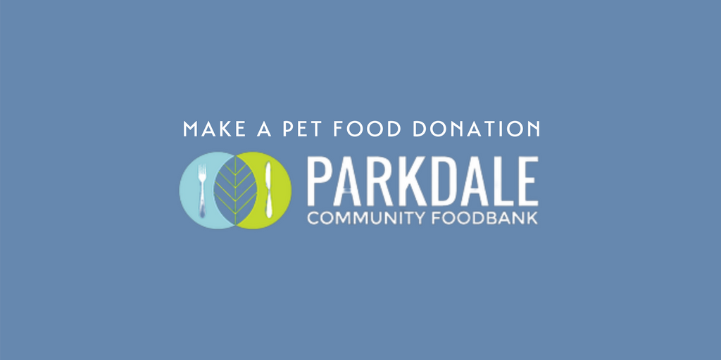 Help feed hungry pets in our neighbourhood.