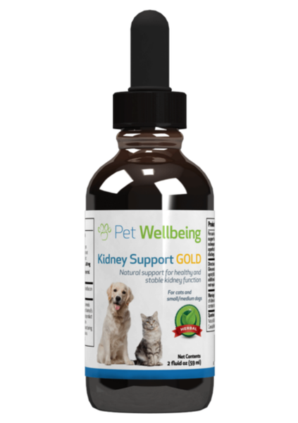 Kidney Support Herbal Tincture For Dogs Amp Cats With Renal