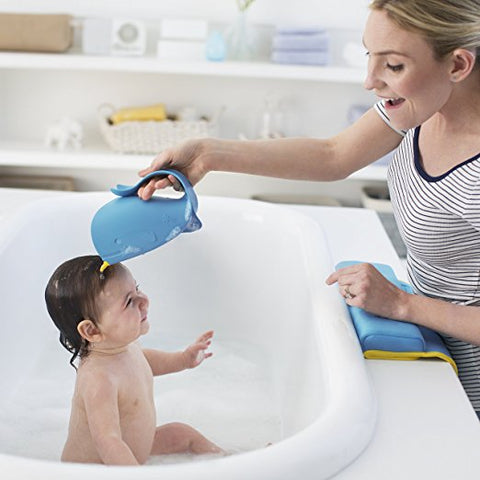 Blue Bath Tear-Free Waterfall Rinser