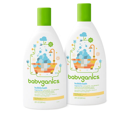 Fragrance Free Baby Bubble Bath